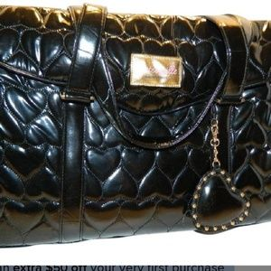 Betseyville by Betsey Johnson rare laptop bag